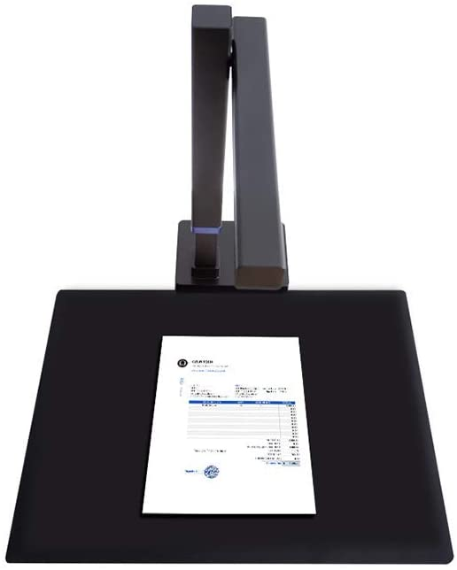CZUR Shine800-A3-Pro Professional Height Adjustable Document Camera, A3&A4 Document Scanner with OCR Function for MacOS and Windows
